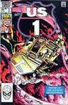 U.S. 1 #3 comic books - cover scans photos U.S. 1 #3 comic books - covers, picture gallery