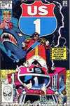 U.S. 1 #4 comic books - cover scans photos U.S. 1 #4 comic books - covers, picture gallery