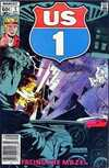 U.S. 1 #5 comic books - cover scans photos U.S. 1 #5 comic books - covers, picture gallery