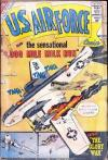 U.S. Air Force Comics #11 Comic Books - Covers, Scans, Photos  in U.S. Air Force Comics Comic Books - Covers, Scans, Gallery