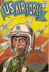 U.S. Air Force Comics #3 Comic Books - Covers, Scans, Photos  in U.S. Air Force Comics Comic Books - Covers, Scans, Gallery