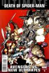 Ultimate Avengers vs. New Ultimates Comic Books. Ultimate Avengers vs. New Ultimates Comics.