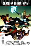 Ultimate Avengers vs. New Ultimates #2 comic books - cover scans photos Ultimate Avengers vs. New Ultimates #2 comic books - covers, picture gallery