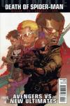 Ultimate Avengers vs. New Ultimates #4 comic books - cover scans photos Ultimate Avengers vs. New Ultimates #4 comic books - covers, picture gallery