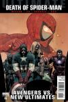 Ultimate Avengers vs. New Ultimates #6 comic books for sale