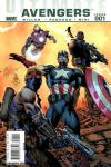 Ultimate Avengers comic books