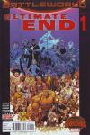 Ultimate End # comic book complete sets Ultimate End # comic books