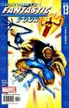 Ultimate Fantastic Four #13 comic books - cover scans photos Ultimate Fantastic Four #13 comic books - covers, picture gallery