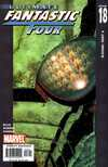 Ultimate Fantastic Four #18 comic books - cover scans photos Ultimate Fantastic Four #18 comic books - covers, picture gallery
