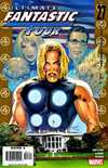 Ultimate Fantastic Four #27 comic books - cover scans photos Ultimate Fantastic Four #27 comic books - covers, picture gallery