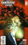 Ultimate Fantastic Four #49 comic books - cover scans photos Ultimate Fantastic Four #49 comic books - covers, picture gallery