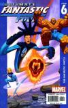 Ultimate Fantastic Four #6 comic books for sale