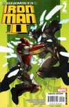 Ultimate Iron Man II #2 Comic Books - Covers, Scans, Photos  in Ultimate Iron Man II Comic Books - Covers, Scans, Gallery