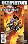 Ultimate Spider-Man #132 comic books - cover scans photos Ultimate Spider-Man #132 comic books - covers, picture gallery