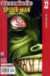 Ultimate Spider-Man #22 comic books for sale
