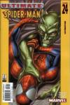 Ultimate Spider-Man #24 comic books - cover scans photos Ultimate Spider-Man #24 comic books - covers, picture gallery