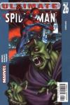 Ultimate Spider-Man #26 comic books - cover scans photos Ultimate Spider-Man #26 comic books - covers, picture gallery