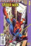 Ultimate Spider-Man #8 comic books for sale