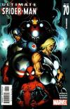 Ultimate Spider-Man #70 comic books - cover scans photos Ultimate Spider-Man #70 comic books - covers, picture gallery