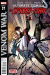 Ultimate Spider-Man #21 Comic Books - Covers, Scans, Photos  in Ultimate Spider-Man Comic Books - Covers, Scans, Gallery