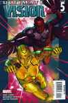 Ultimate Vision #5 comic books for sale