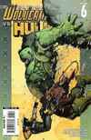 Ultimate Wolverine vs. Hulk #6 comic books - cover scans photos Ultimate Wolverine vs. Hulk #6 comic books - covers, picture gallery