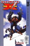 Ultimate X-Men #25 comic books for sale