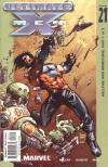 Ultimate X-Men #21 comic books for sale