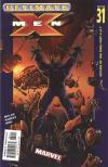 Ultimate X-Men #31 comic books - cover scans photos Ultimate X-Men #31 comic books - covers, picture gallery