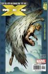 Ultimate X-Men #40 comic books - cover scans photos Ultimate X-Men #40 comic books - covers, picture gallery