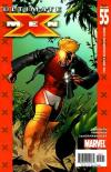 Ultimate X-Men #55 comic books - cover scans photos Ultimate X-Men #55 comic books - covers, picture gallery