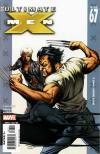 Ultimate X-Men #67 comic books - cover scans photos Ultimate X-Men #67 comic books - covers, picture gallery
