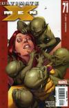 Ultimate X-Men #71 comic books - cover scans photos Ultimate X-Men #71 comic books - covers, picture gallery