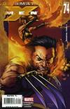 Ultimate X-Men #74 comic books - cover scans photos Ultimate X-Men #74 comic books - covers, picture gallery