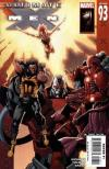 Ultimate X-Men #93 comic books - cover scans photos Ultimate X-Men #93 comic books - covers, picture gallery