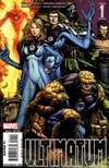 Ultimatum #1 Comic Books - Covers, Scans, Photos  in Ultimatum Comic Books - Covers, Scans, Gallery