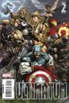 Ultimatum #2 comic books - cover scans photos Ultimatum #2 comic books - covers, picture gallery