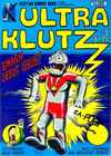 Ultra Klutz #1 comic books - cover scans photos Ultra Klutz #1 comic books - covers, picture gallery