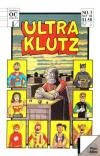 Ultra Klutz #3 comic books for sale