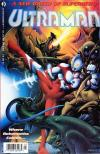 Ultraman #3 comic books - cover scans photos Ultraman #3 comic books - covers, picture gallery