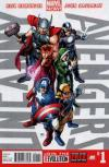 Uncanny Avengers #1 comic books for sale