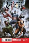 Uncanny Avengers #23 comic books for sale