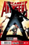 Uncanny Avengers #3 comic books for sale