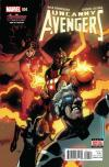 Uncanny Avengers #4 comic books for sale