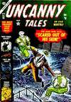 Uncanny Tales #13 comic books - cover scans photos Uncanny Tales #13 comic books - covers, picture gallery