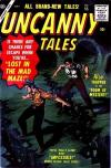 Uncanny Tales #55 comic books for sale