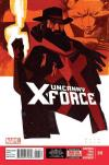 Uncanny X-Force #11 comic books for sale
