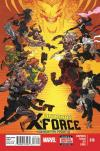 Uncanny X-Force #16 comic books for sale