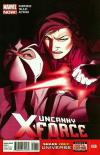 Uncanny X-Force #8 comic books for sale