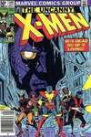 Uncanny X-Men #149 comic books - cover scans photos Uncanny X-Men #149 comic books - covers, picture gallery